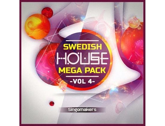 Singomakers Swedish House Mega Pack Vol. 4