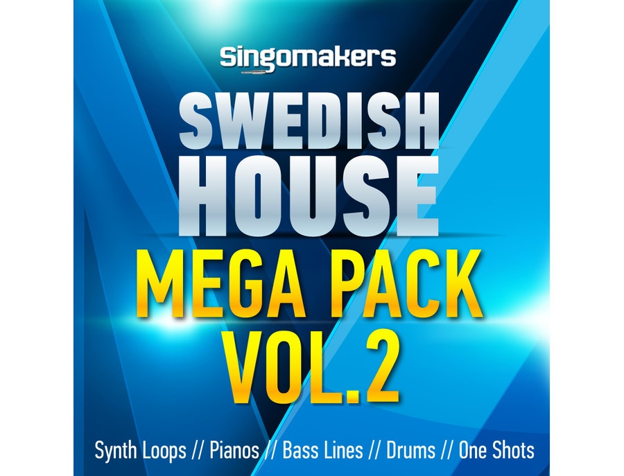 Singomakers Swedish House Mega Pack Vol. 2