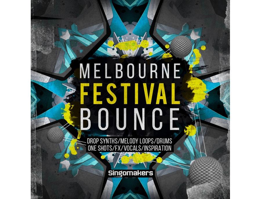 Singomakers Melbourne Festival Bounce