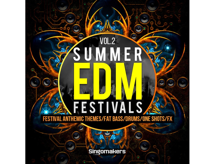 Singomakers Summer EDM Festivals Vol. 2
