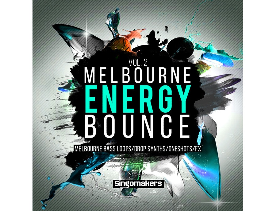 Singomakers Melbourne Energy Bounce Vol. 2