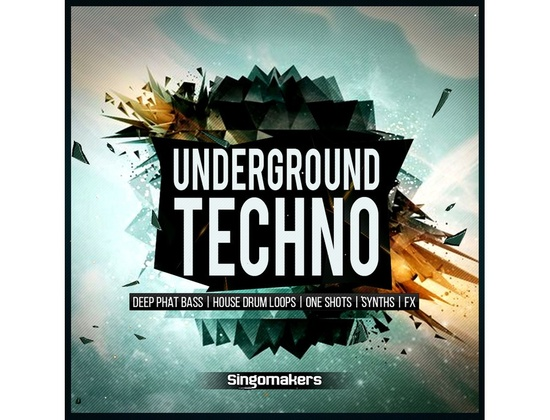 Singomakers Underground Techno 2015