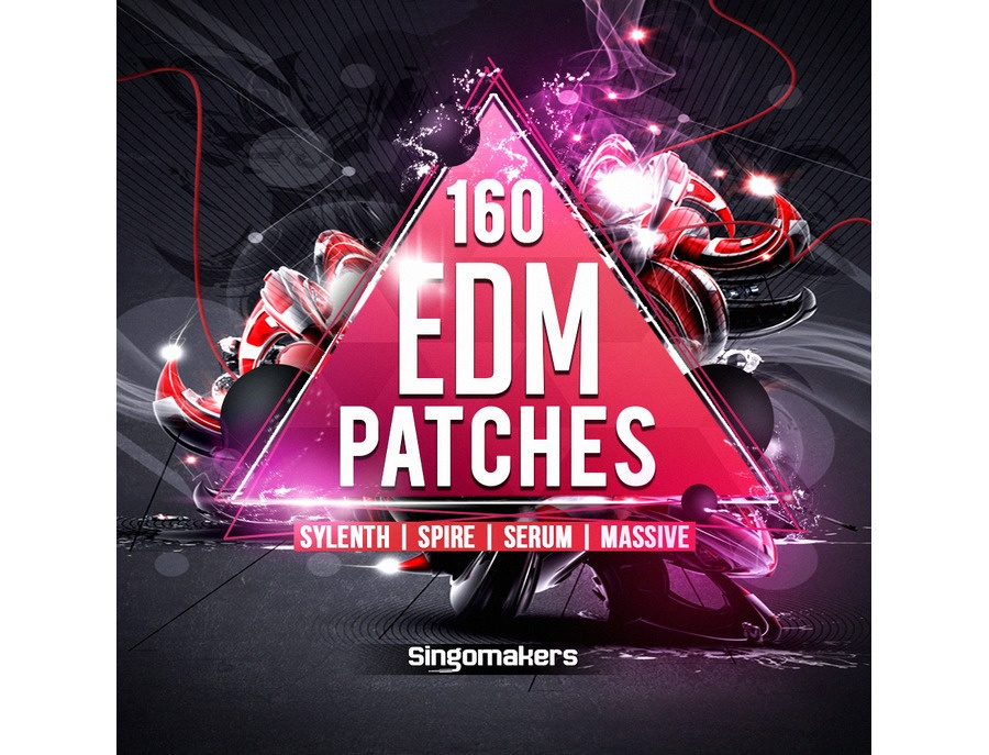 Singomakers EDM Patches - Sylenth, Spire, Serum & Massive