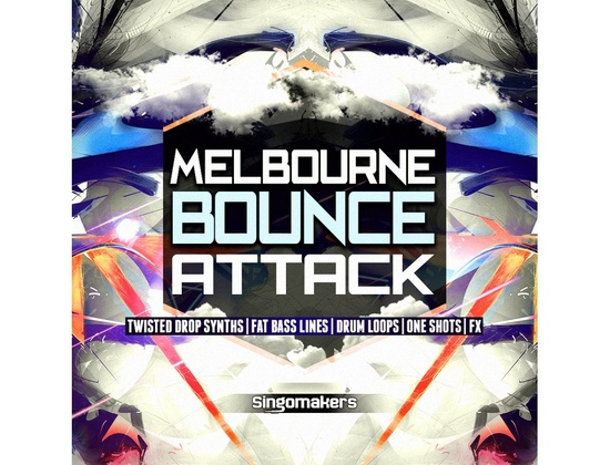 Singomakers Melbourne Bounce Attack