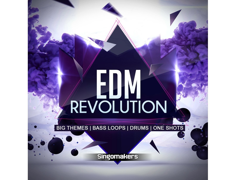 Singomakers EDM Revolution