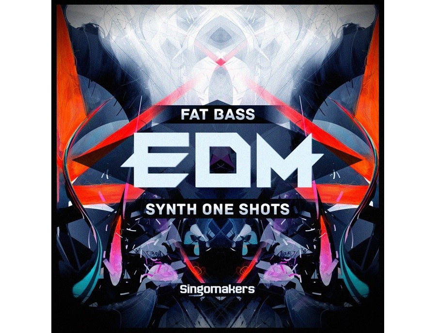 Singomakers Fat EDM Synths & Bass One Shots