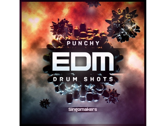 Singomakers Punchy EDM Drum Shots