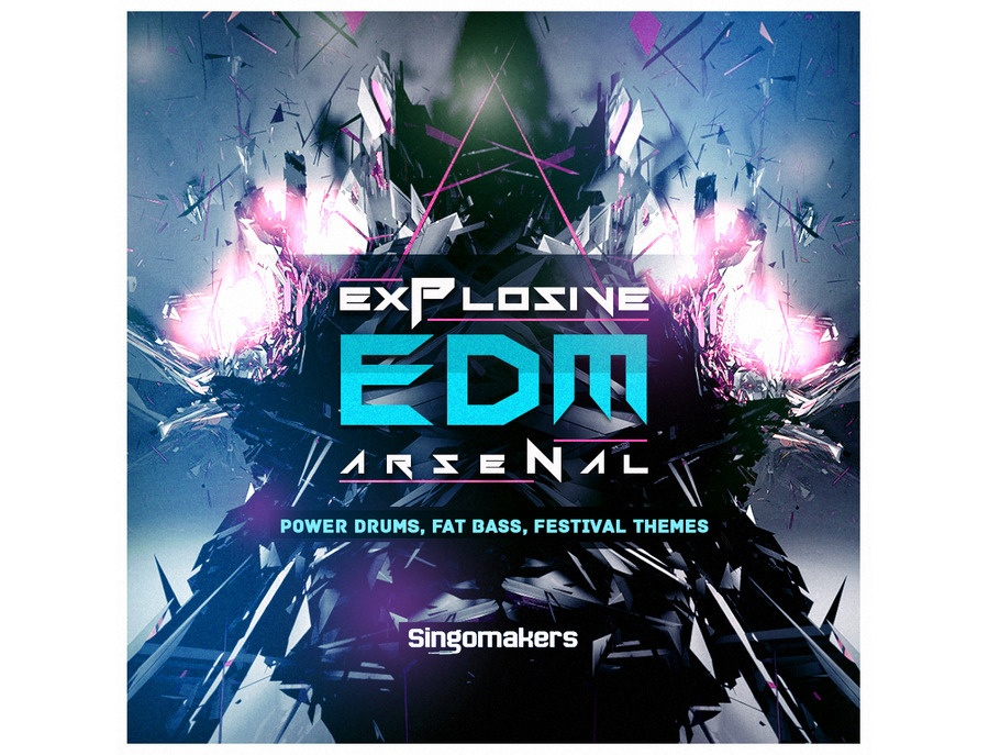 Singomakers Explosive EDM Arsenal
