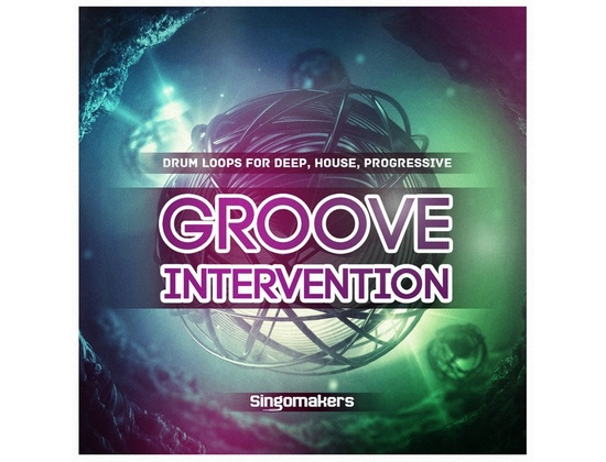 Singomakers Groove Intervention - Deep House Progressive