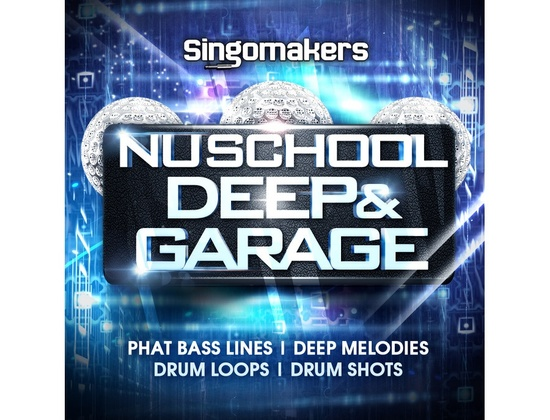 Singomakers Nu School Deep & Garage