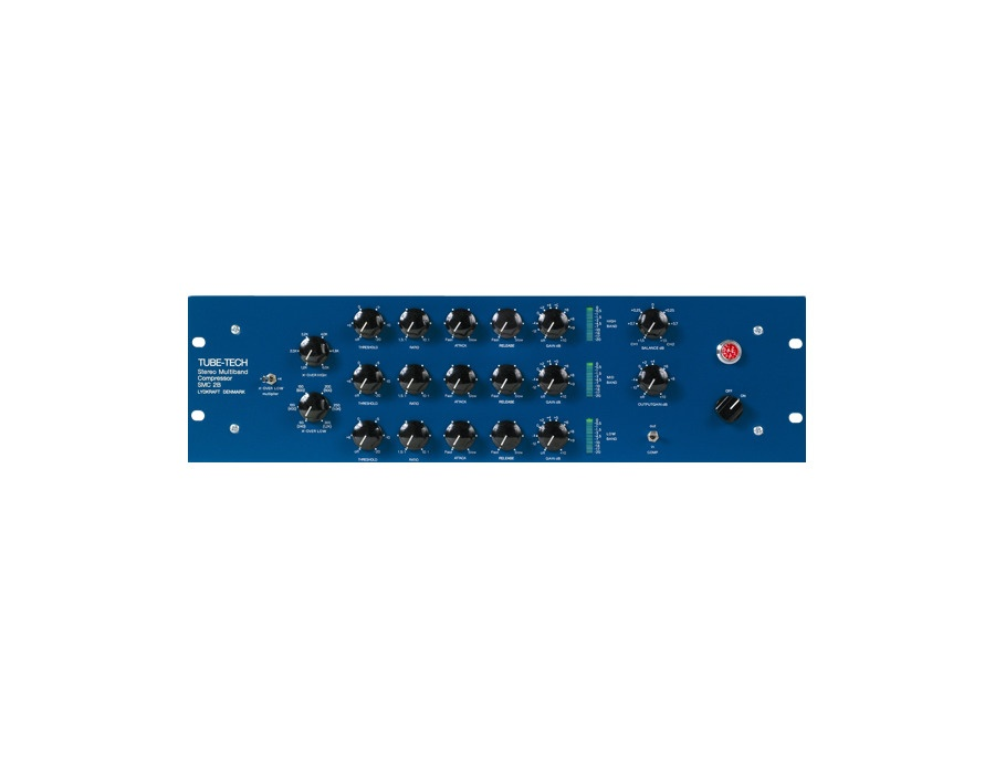 Tube-Tech SMC 2B Stereo Multi-Band Compressor