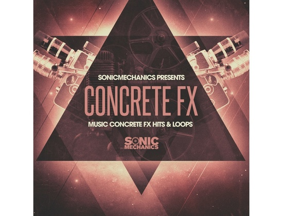 Sonic Mechanics Music Concrete FX