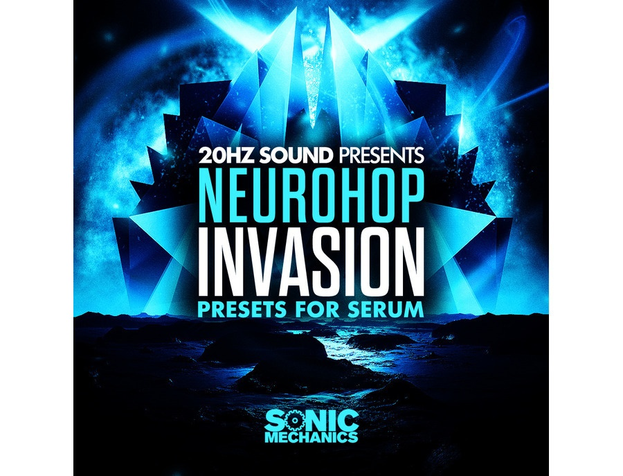 Sonic Mechanics 20Hz Sound Presents Neurohop Invasion