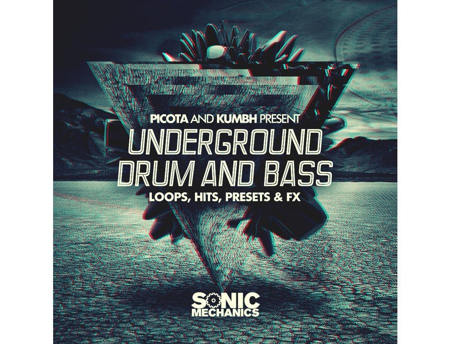 Sonic Mechanics Picota & Kumbh Present Underground Drum And Bass