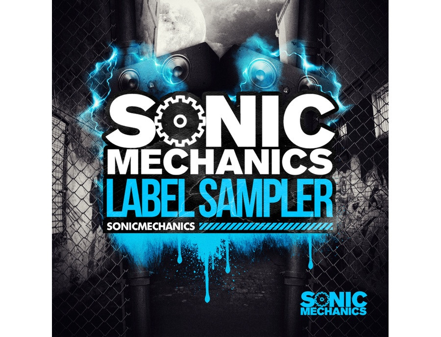 Sonic Mechanics Label Sampler