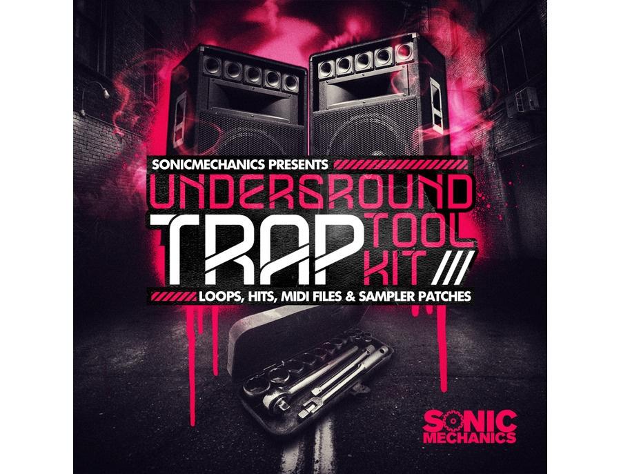 Sonic Mechanics Underground Trap Tool Kit