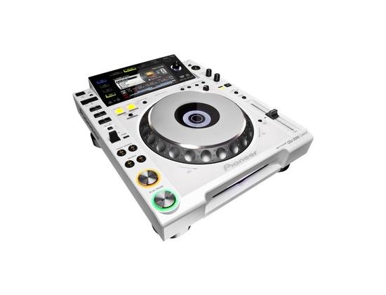 Pioneer CDJ-2000 Limited Edition White