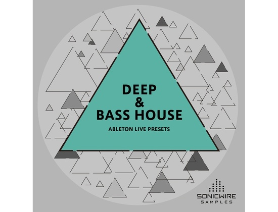 Sonicwire Deep & Bass House Ableton Live Presets
