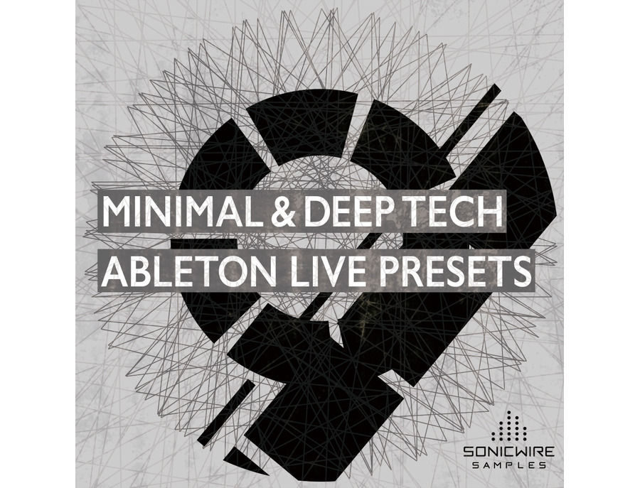Sonicwire Minimal & Deep Tech Ableton Live Presets