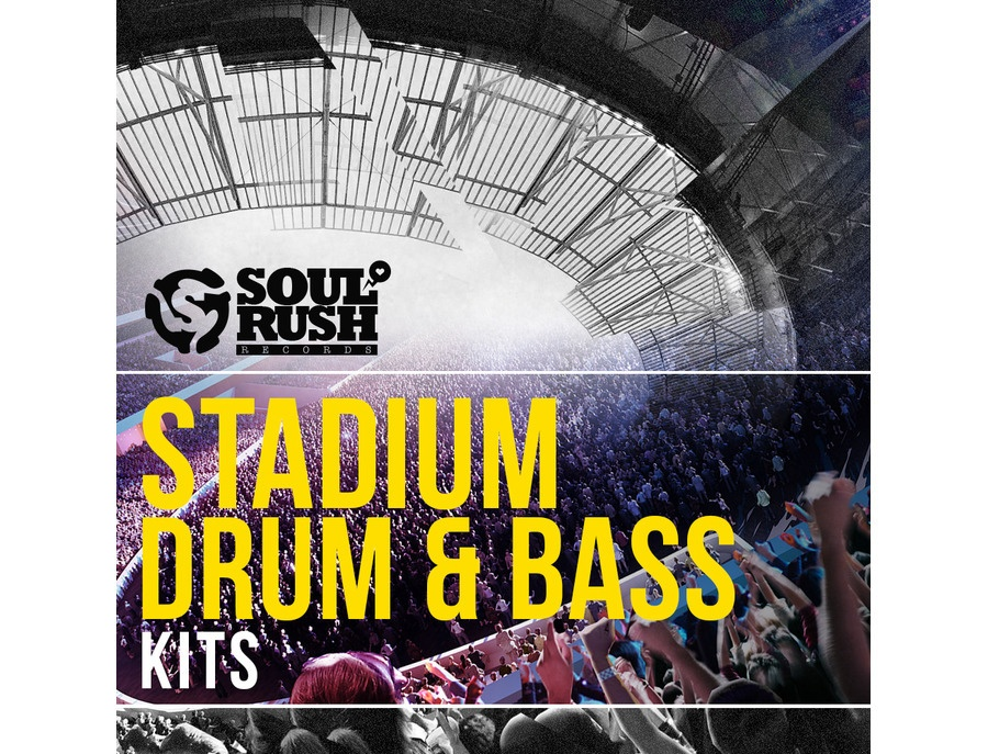 Soul Rush Records Stadium Drum & Bass Kits