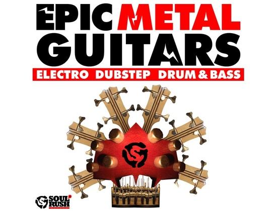Soul Rush Records Epic Metal Guitars