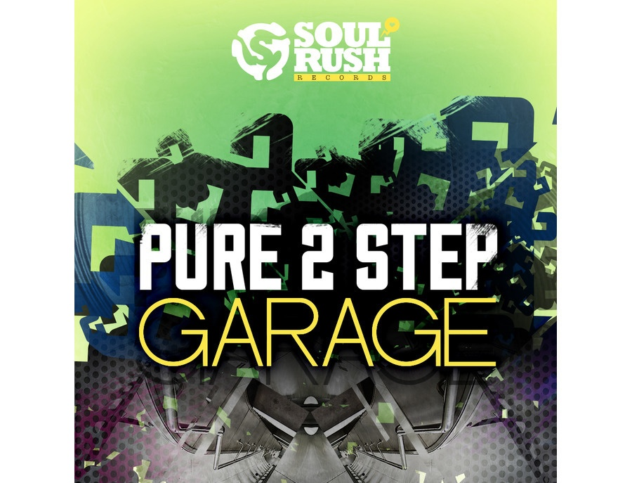 Soul Rush Records Pure 2 Step & Garage