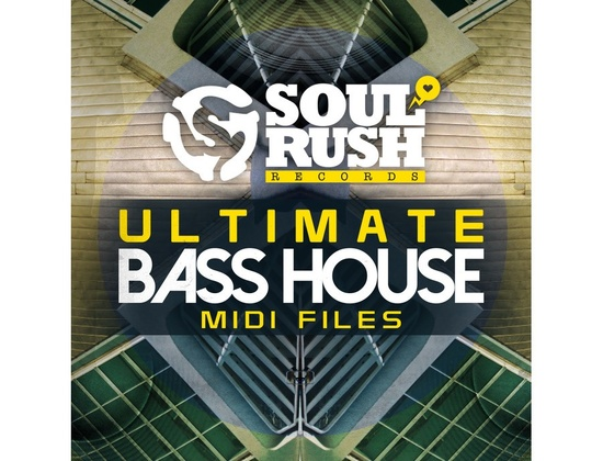Soul Rush Records Ultimate Bass House MIDI Files