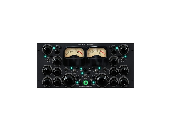 Universal Audio Shadow Hills Software Mastering Compressor Plug-In