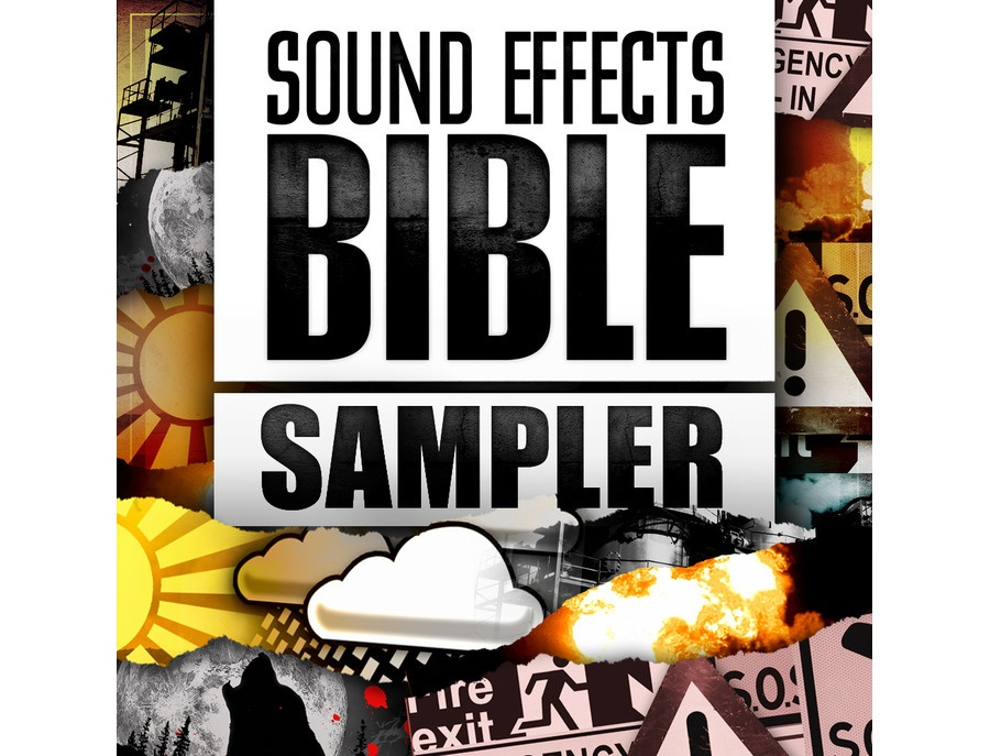 Sound Effects Bible Label Sampler