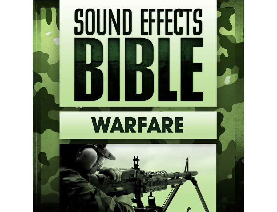 Sound Effects Bible Warfare