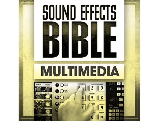 Sound Effects Bible Multimedia