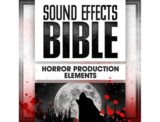Sound Effects Bible Horror Production Elements