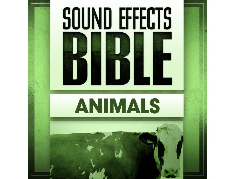 Sound Effects Bible Animals