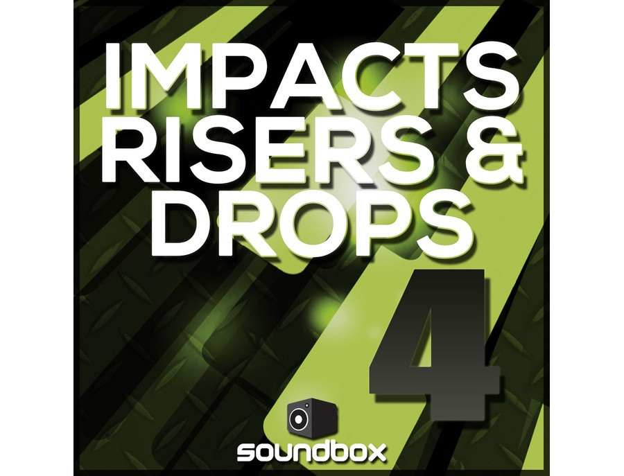 Soundbox Impacts, Risers & Drops 4