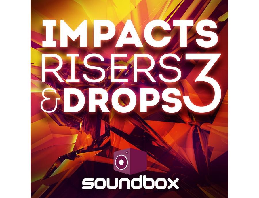 Soundbox impacts risers drops 3 xl