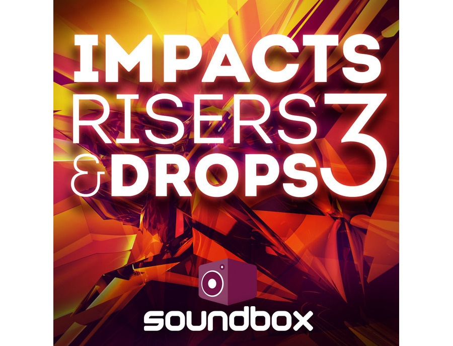 Soundbox Impacts, Risers & Drops 3