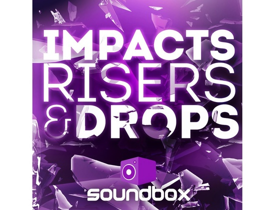 Soundbox Impacts Risers & Drops