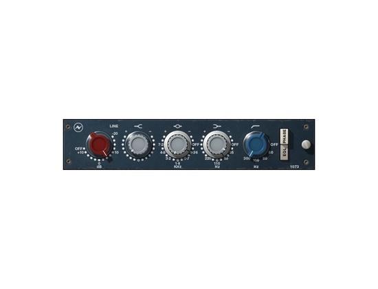 Universal Audio Neve 1073 / 1073SE Classic Console EQ Plug-Ins
