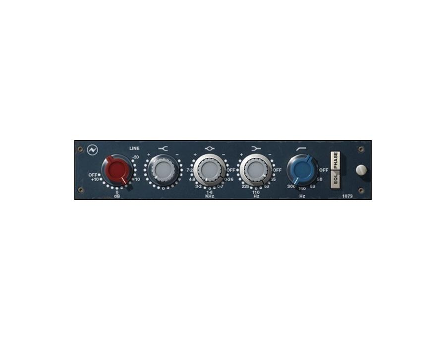 Universal audio neve 1073 1073se classic console eq plug ins xl