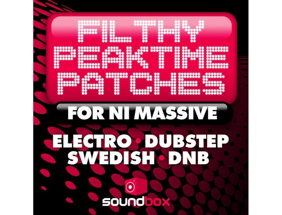 Soundbox Filthy Peaktime Patches