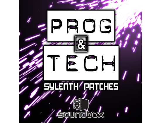 Soundbox Prog & Tech Sylenth Patches