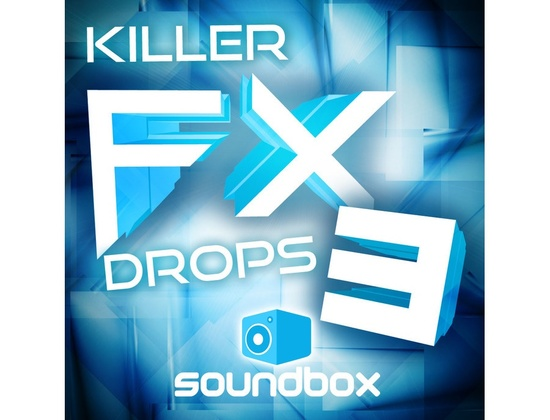 Soundbox Killer FX Drops 3