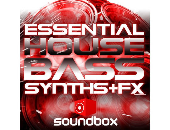 Soundbox Essential House Bass Synths & FX