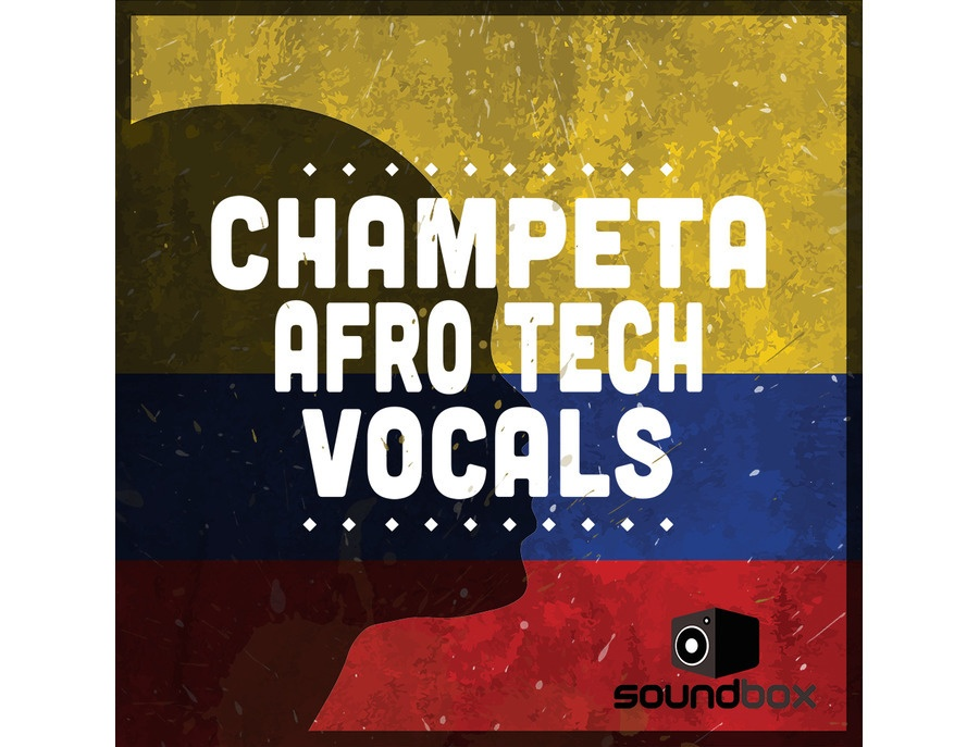 Soundbox Champeta Afro Tech Vocals