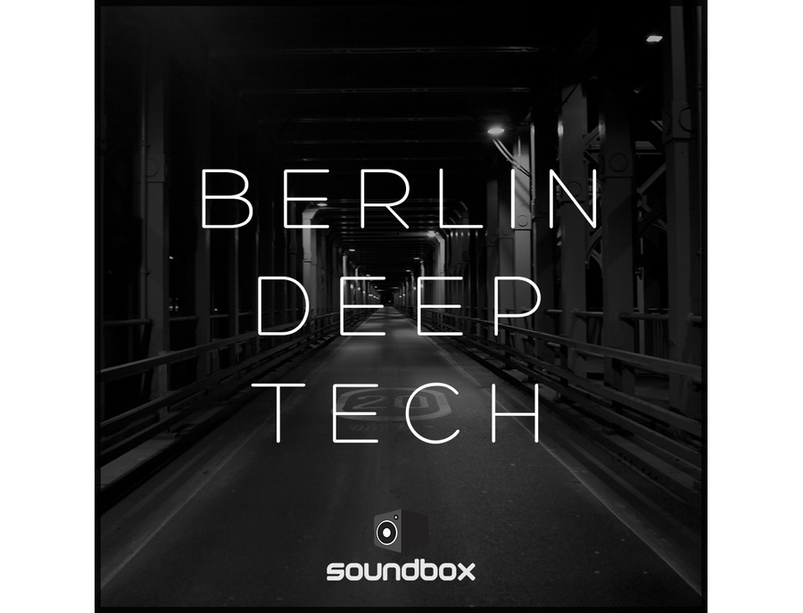 Soundbox Berlin Deep Tech