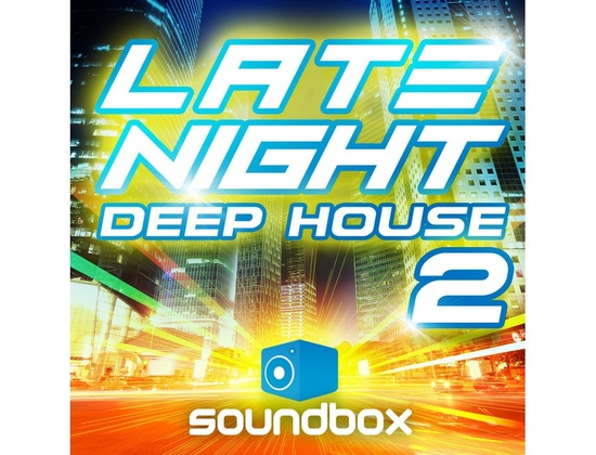 Soundbox Late Night Deep House 2