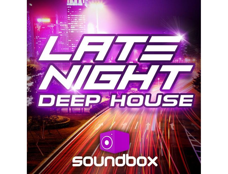 Soundbox Late Night Deep House