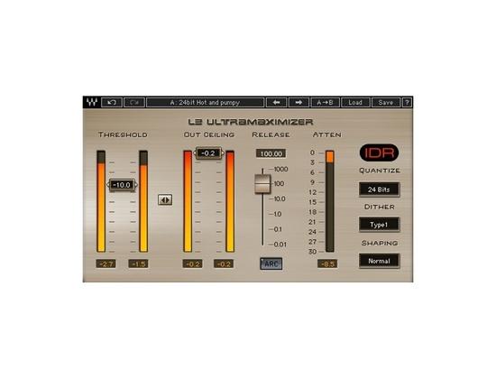 Waves L2 Ultramaximizer Plugin