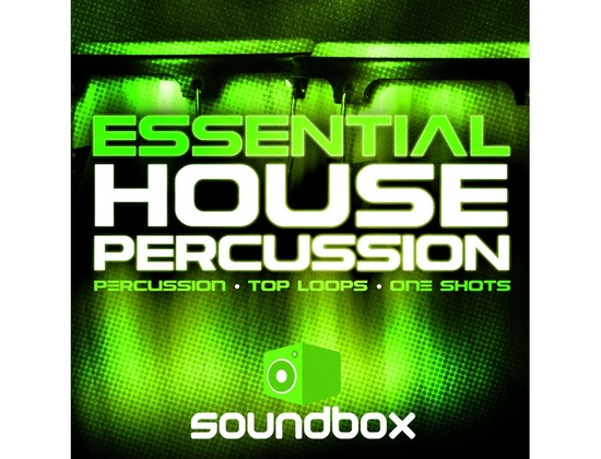 Soundbox Essential House Percussion