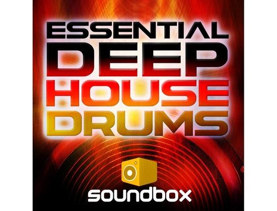 Soundbox Essential Deep House Drums